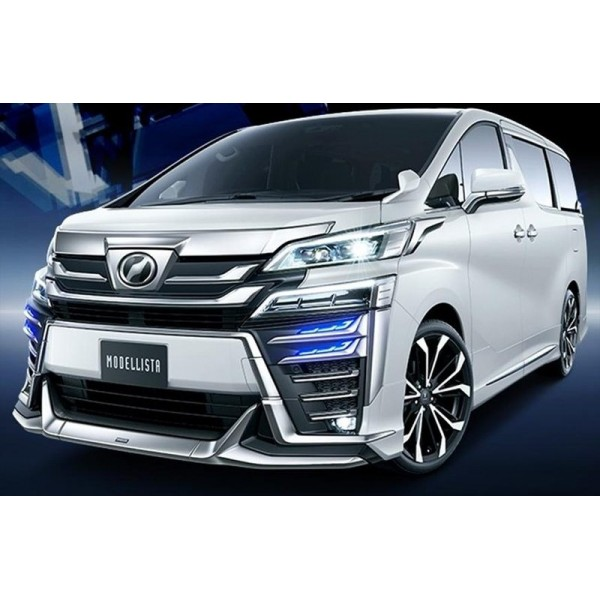 VELLFIRE / AGH30 NEW FACELIFT 2018