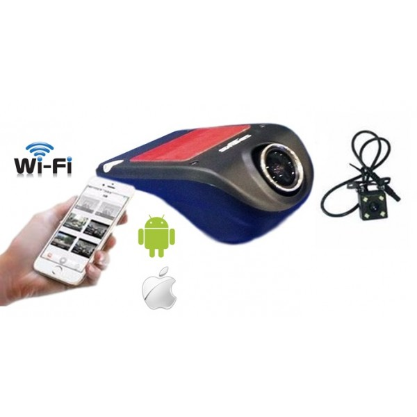 Universal Hidden Car Camera Video DVR Recorder Wifi