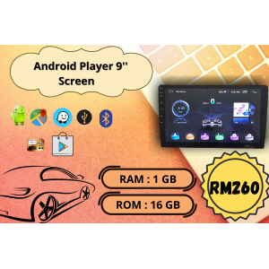 Android System Player 1+16GB