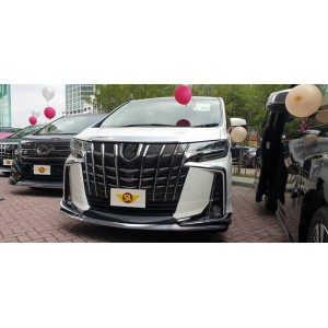 TOYOTA ALPHARD 2018 BODY KIT