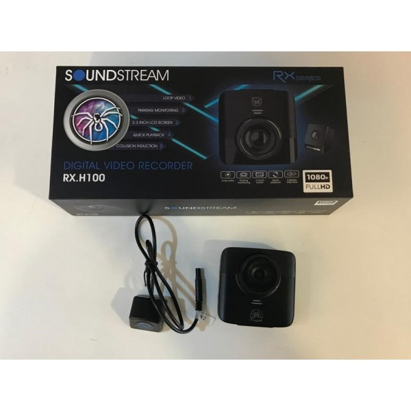 "SOUNDSTREAM 2.3"" DVR Recorder"