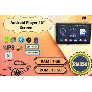 Android System Player 1+16GB ZO