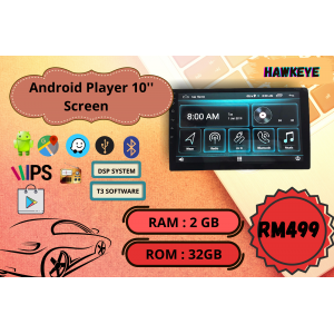 Android Player 2+32GB HAWKEYE