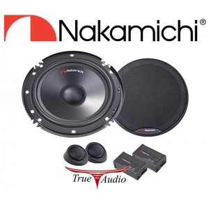 NAKAMICHI NSC-165C 16CM 6'' 2-WAY COMPONENT SYSTEM (PAIR)