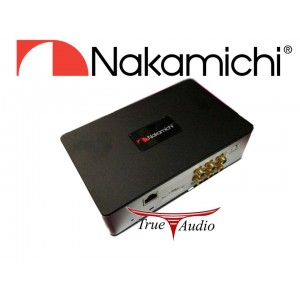 NAKAMICHI NDS460 6 CHANNEL DSP AMPLIFIER
