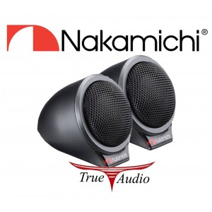 NAKAMICHI N-T30 30MM NEODYMIUM MAGNET SILK DOME TWEETER (PAIR)